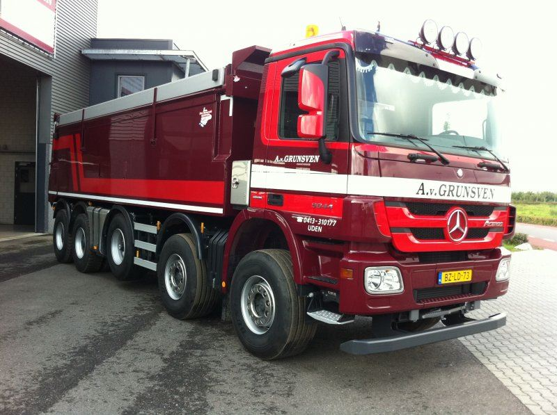 actros 010